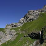 Wild Andrist vom Dürrenberg, oberhalb Griesalp