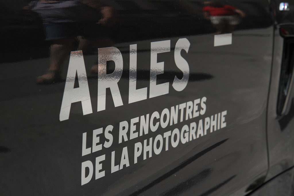 Rencontre arles photographie 2016