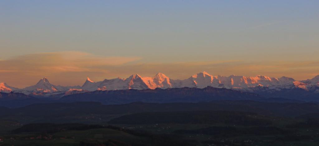 Bantiger - Berner Alpen